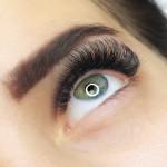 Тройной объём в беличьем эффекте - Наращивание ресниц - Киев - Студия  Beauty Bar