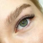 Классическое наращивание в натуральном эффекте - Наращивание ресниц - Киев - Студия  Beauty Bar