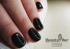 Маникюр с однотонным покрытием гель-лаком - Киев - Студия Beauty Bar