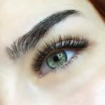 Классическое наращивание в натуральном эффекте -Наращивание ресниц - Киев - Студия  Beauty Bar